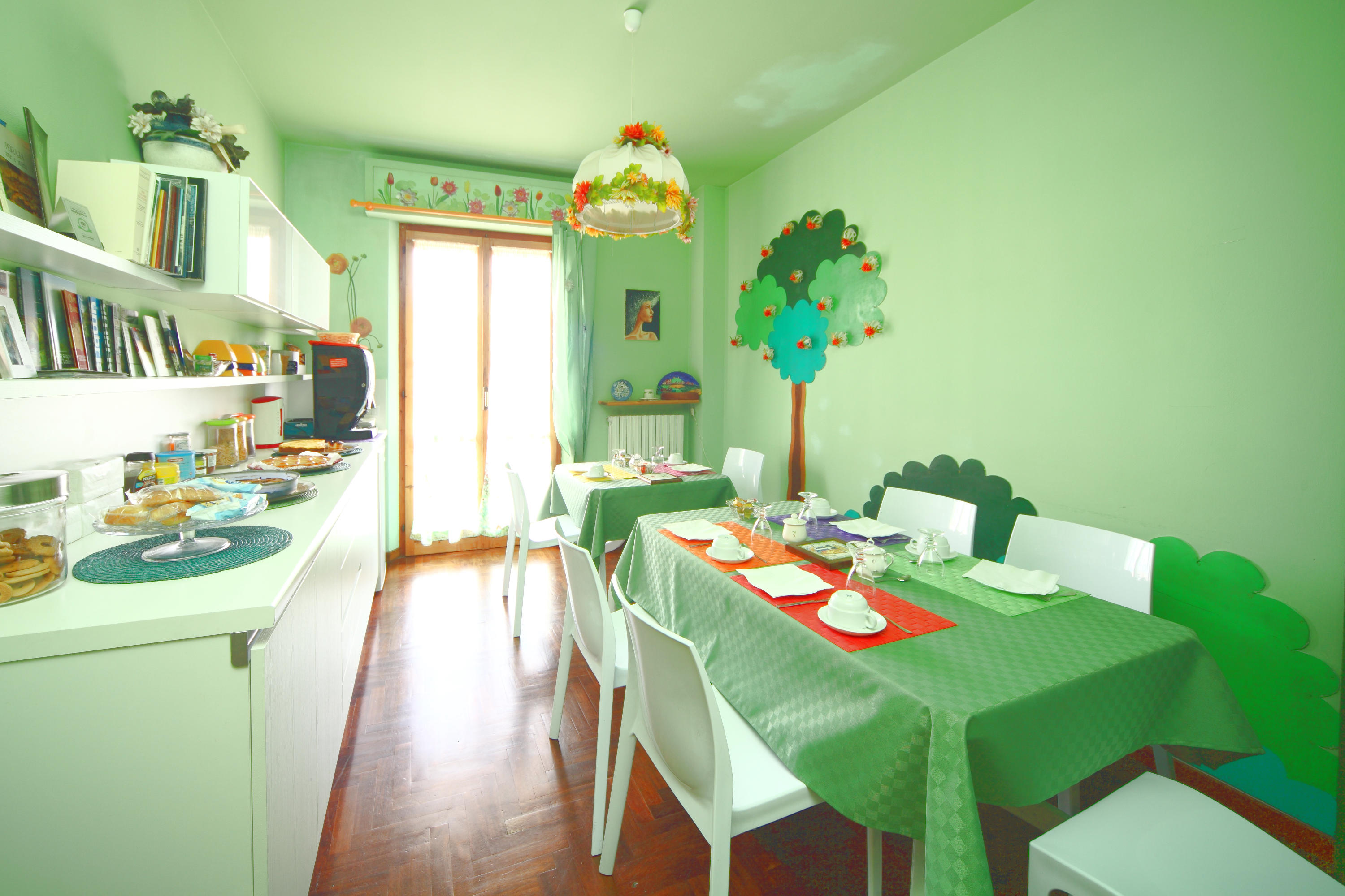 Bed breakfast francesco in assisi for Casa costruita